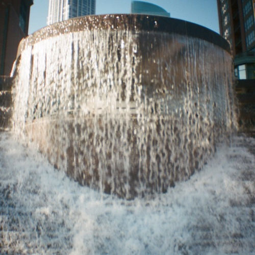 exelon plaza fountain chicago illinois